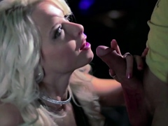Sparkle And Shine Erotic Blowjob
