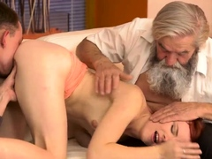 Cuckold Daddy And Married Unexpected Experience With An