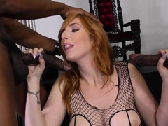 Domina cages cuckold