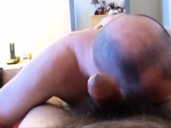 Massage, Milking For A Dirty-Mouthed, Dom Daddy.