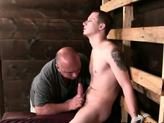 Steve And A Vibrating Cock Ring
