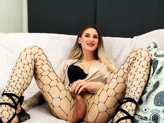 Dirty tranny webcam masturbation