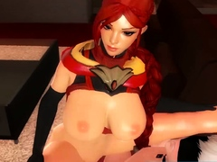 3DX Game Babes Tight Pussy Animated Collection of 2020