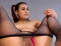 Amateur Webcam Chick Masturbates On Webcam More at