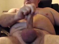 Big dad cum 2