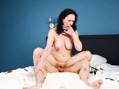 SHAME4K. Son finds him moms girlfriends big dildo