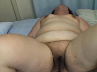 Beauty from asia feels chunky wang entering wet cunt