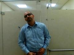 jerking-in-a-public-restroom