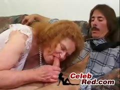 Yo Granny Fucked In A Living Room Granny Immobile Granny