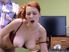 LOAN4K. Alluring redhead wants a vet clinic