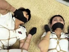 Asian Japanese Schoolgirl Glasses