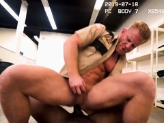 Amputee and gay black male porn Body Cavity Search
