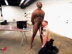 Interracial gay butt sex first time Body Cavity Search