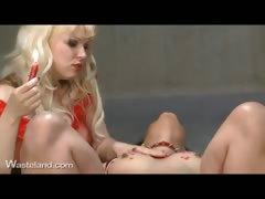 Punishing Giselle Part 2